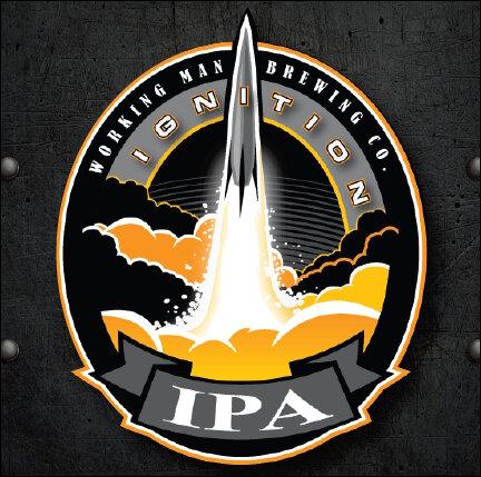 Logo of Working Man Ignition IPA