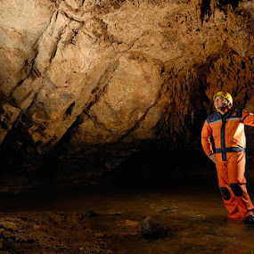 Caver by Alfonso Reno - News & Events World Events