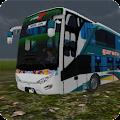 Livery Bussid HD Garuda Mas