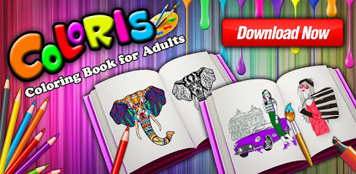Coloring Book for Adults Free - Apps on Google Play