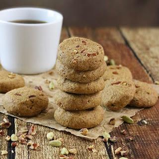 Ginger Cardamom Cookies.
