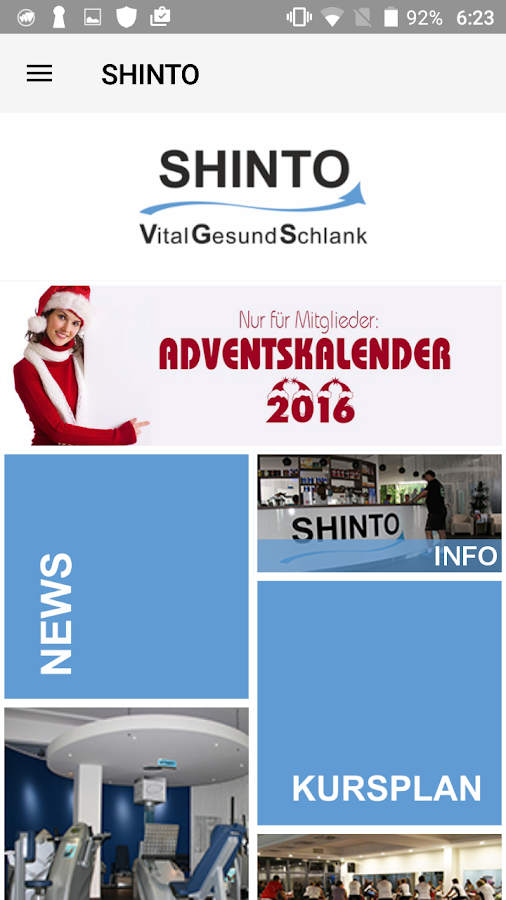 SHINTO - VitalGesundSchlank- screenshot