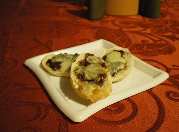 Bacon Jam And Gorgonzola Appetizer Recipe