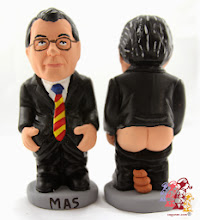 Photo: Caganer  Artur Mas