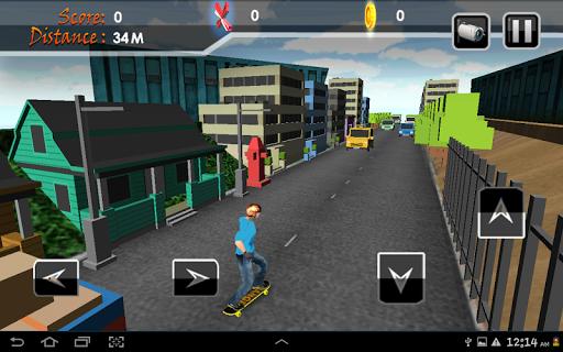 City Skater 3D