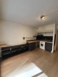 Studio 28,6 m2