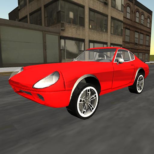 模拟の実車ドライビングシミュレータ LOGO-記事Game