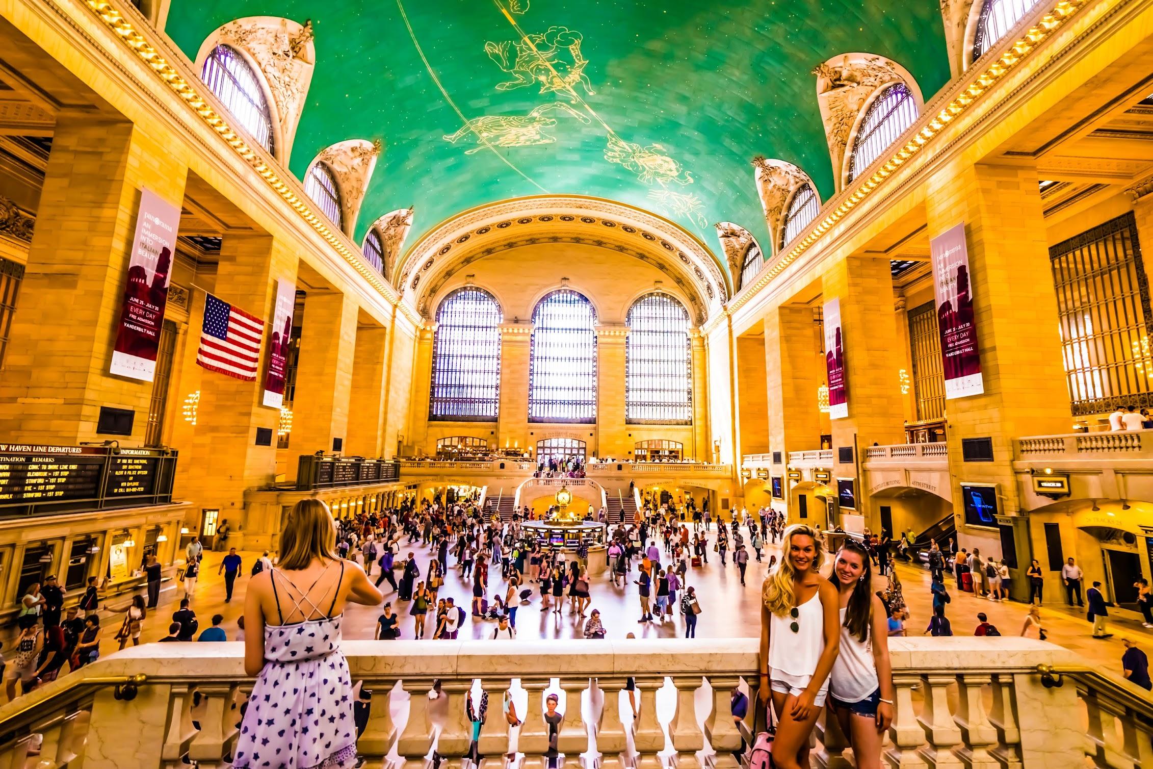 ニューヨーク グランド・セントラル駅(Grand Central Terminal)3