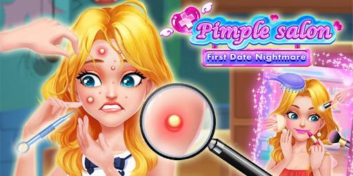 OMG Pimples! First Date Nightmare u2764Fun Salon Games  screenshots EasyGameCheats.pro 1