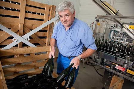 Chardonnay Meerdael Van de oogst tot in de fles