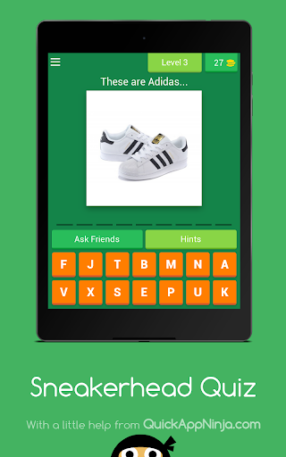 Sneakerhead Quiz android2mod screenshots 16