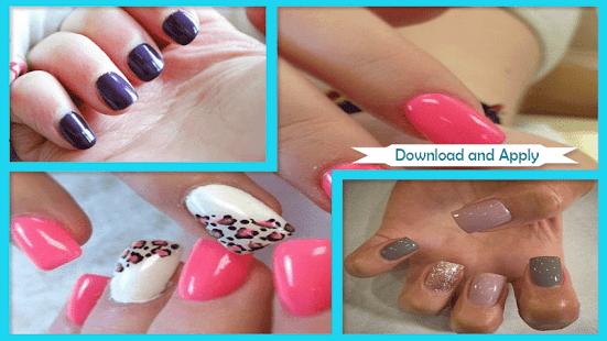 shellac nails design ideas screenshot thumbnail shellac nails design ideas screenshot thumbnail - Shellac Nail Design Ideas