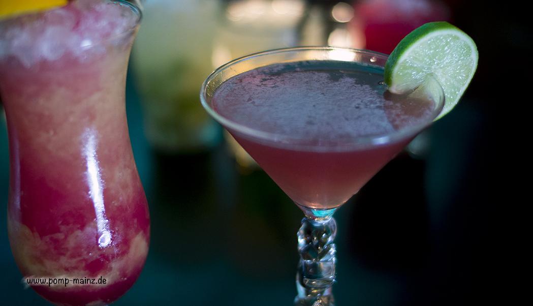 Foto: Cosmopolitan  Smirnoff, Lime, Cointreau & Cranberry