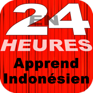 Tải En 24 Heures Apprend Indonésien APK