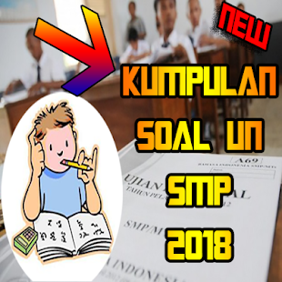 Kumpulan Soal UN SMP 2018 - náhled
