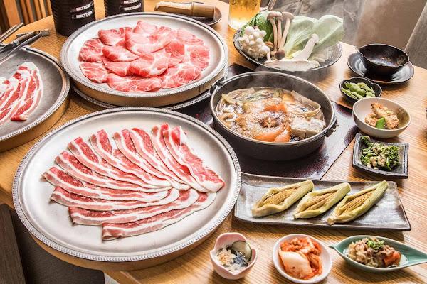 台北吃到飽推薦!頂級肉品壽喜燒2.5小時吃到飽就是狂!どん亭 Don-tei 壽喜燒