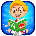 ABC Kids - Alphabet for Kids ABC Learning Game icon