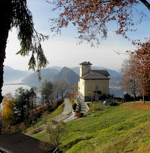 Photo: Vetta Restaurant at Mont Bre, Lugano Switzerland