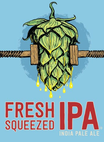 Logo of Deschutes Fresh Squeezed IPA