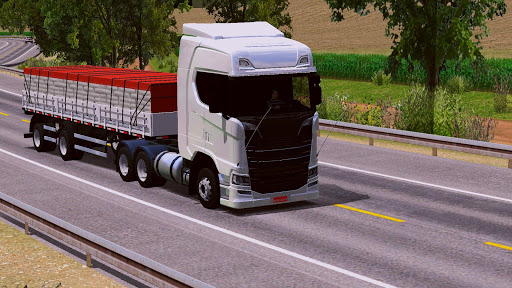 World Truck Driving Simulator  captures d'écran 3