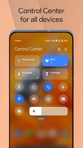 Mi Control Center: Notifications and Quick Actions 1