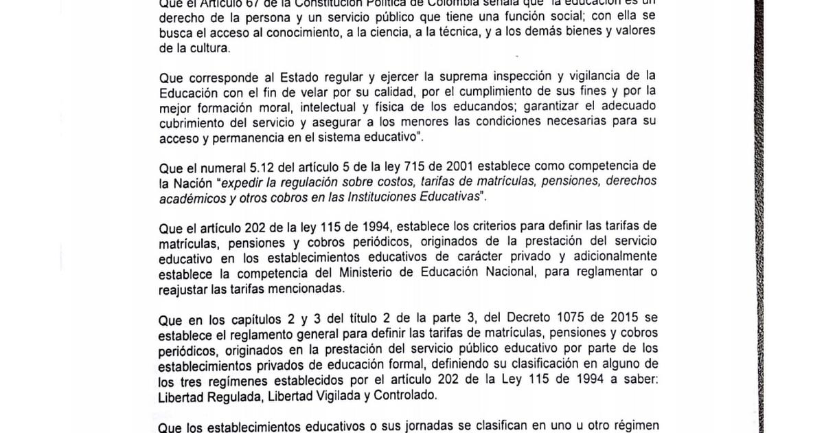 Colegio La Nueva Ensenanza Pdf Google Drive