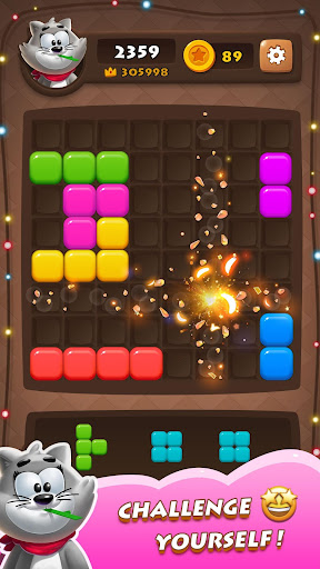 Puzzle Master - Sweet Block Puzzle screenshots 6