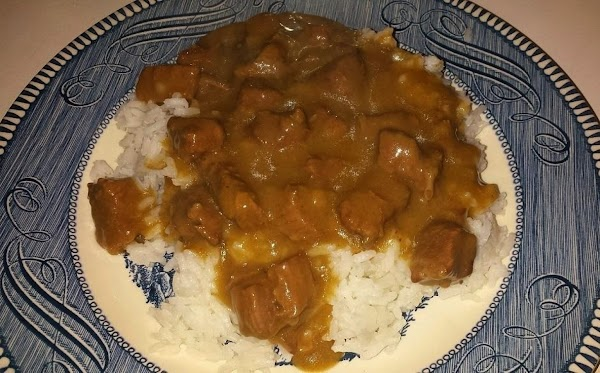 Beef Tips Over Rice Recipe