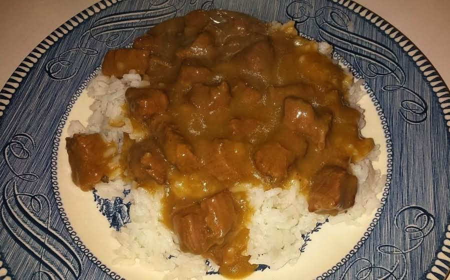 Beef Tips Over Rice Recipe | Just A Pinch Recipes