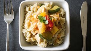Hoy para cenar, quinoa.