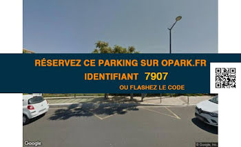 parking à Sète (34)