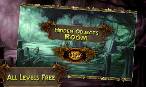 Hidden Objects Secret Room