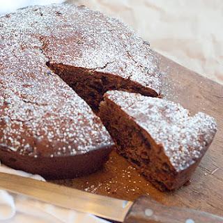 Irish Spiced Fruitcake