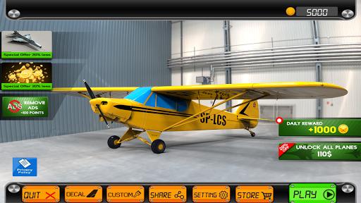 Extreme Airplane simulator 2019 Pilot Flight games 3.9 Pc-softi 14