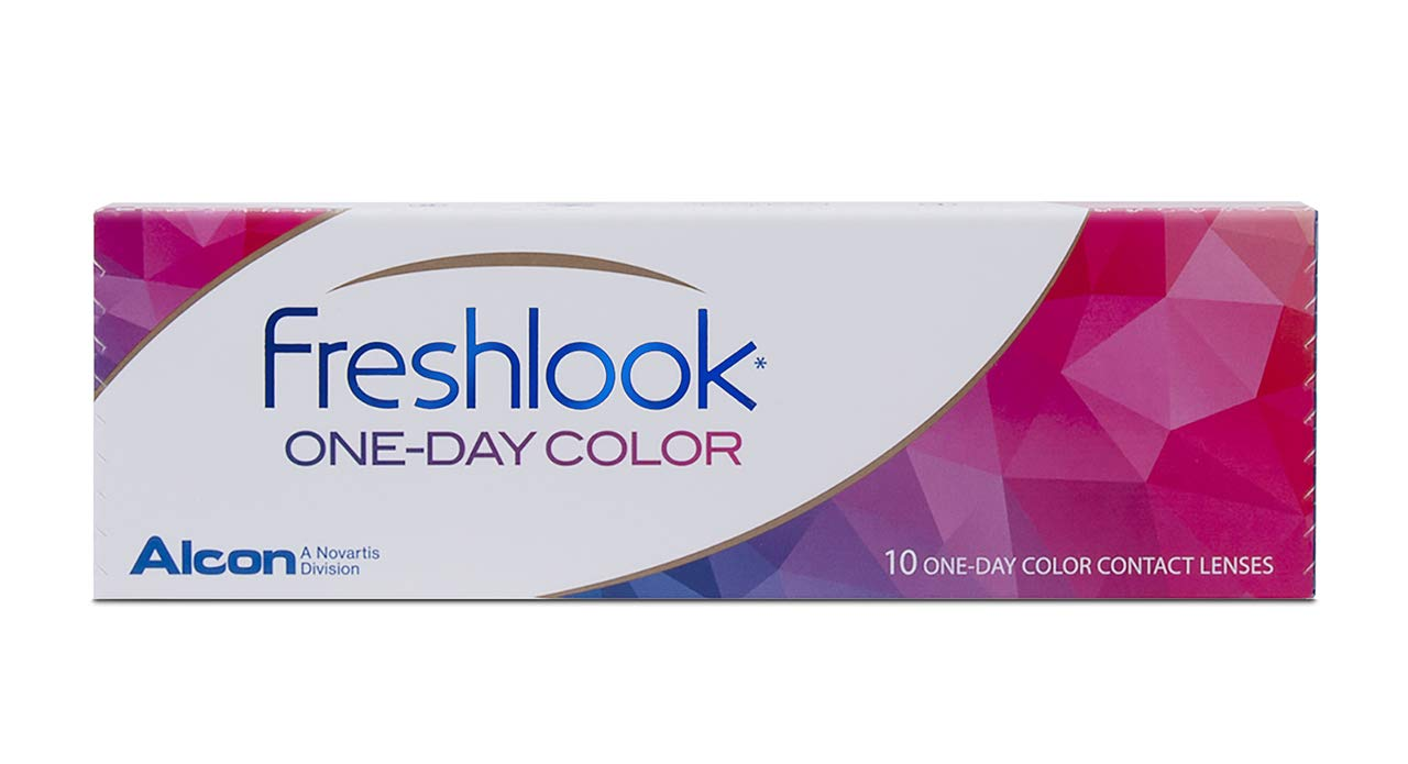 Freshlook One-Day Color Pure Hazel Powerless