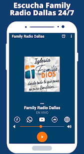 Family Radio Dallas for PC-Windows 7,8,10 and Mac apk screenshot 1