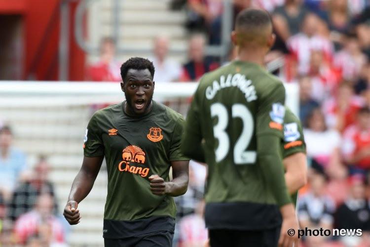 Everton empoche sa première victoire de la saison grâce à Lukaku