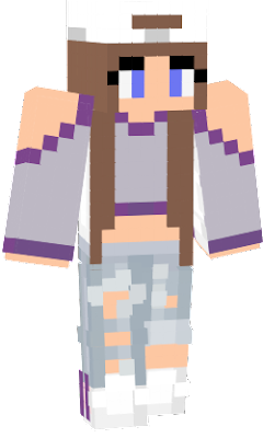 idk this is my first time making a skin