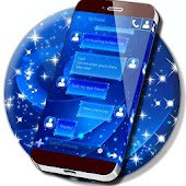 Blue SMS Themes