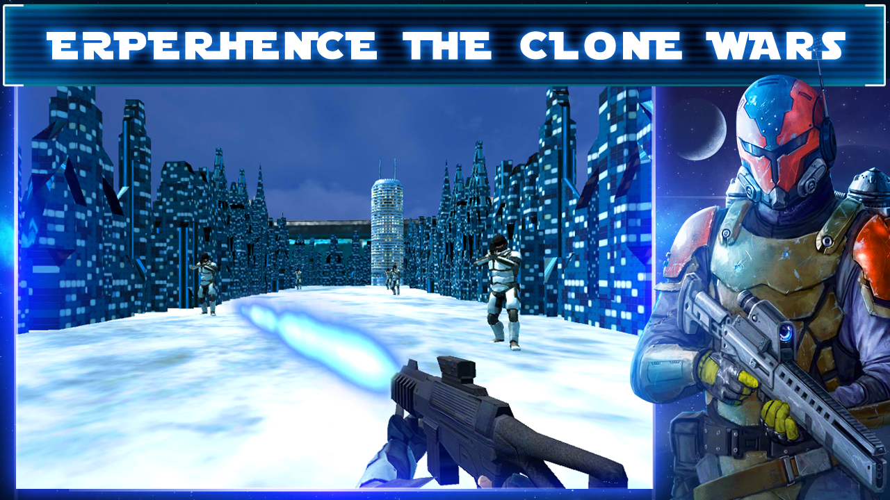 Star Galaxy Super Heroes Force - FPS Game- screenshot