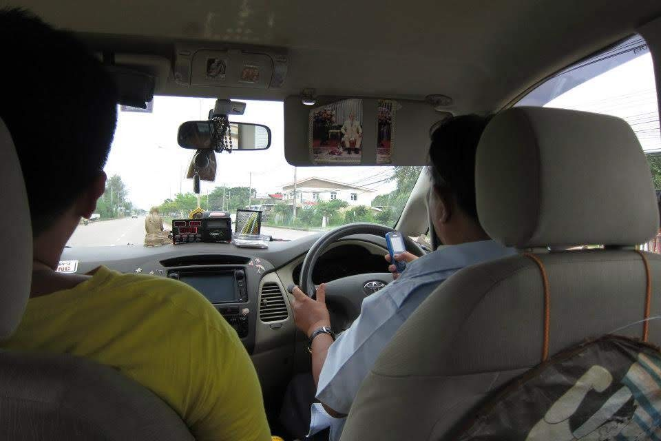 How to Cross the border from Siem Reap to Thailand