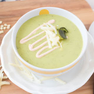 White Cheddar Poblano Soup Recipes.