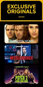 Peacock TV – Stream TV, Movies, Live Sports & More 4