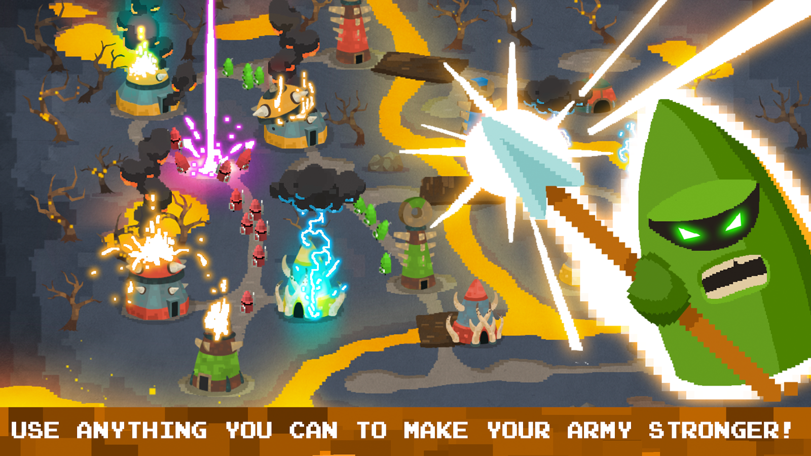 BattleTimeOS- screenshot