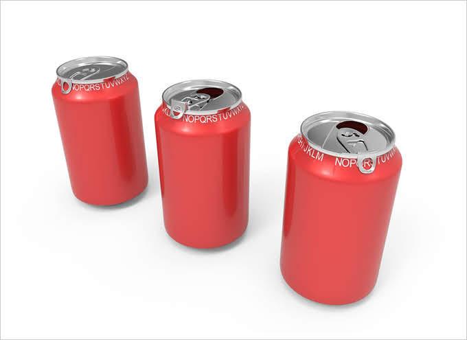 姐妹淘瘋設計可樂易開罐拉環