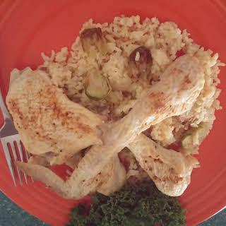 Granny's Chicken & Rice.