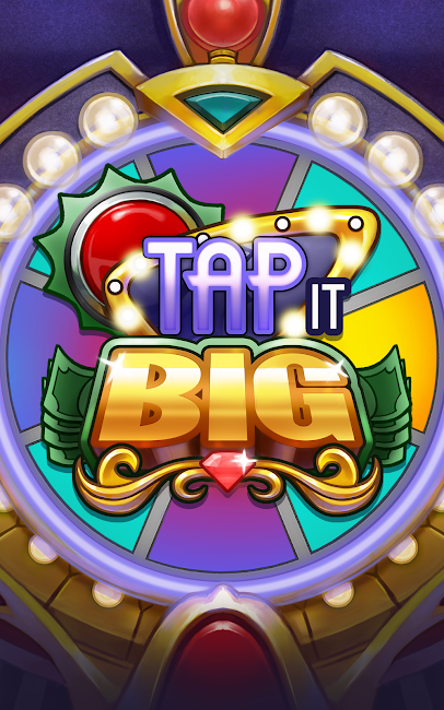 #10. Tap it Big : Casino Empire (Android)