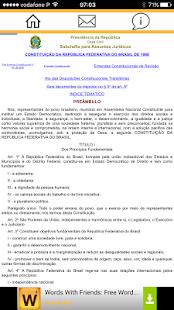 CODEX - Compilado de Leis - náhled