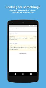 HipChat - beta version - screenshot thumbnail