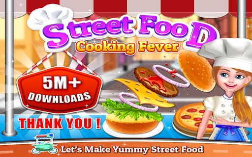 Street Food - Cooking Game 1.3.8 screenshots 1